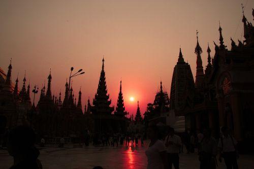 burma myanmar rangoon
