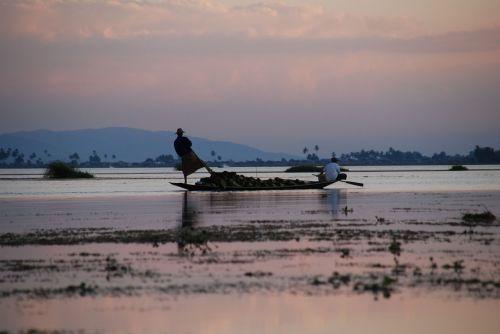 burma lake fischer