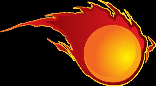 burn fire fireball