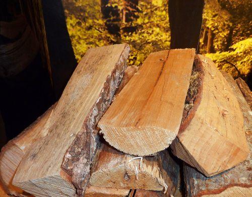 burn firewood fire