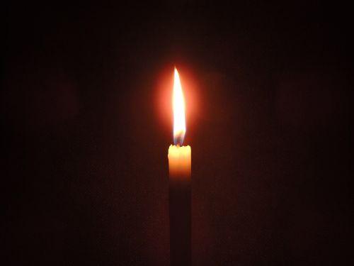 žvakė, liepsna, deginimas & nbsp, žvakė, žvakių šviesa, deginama žvakė
