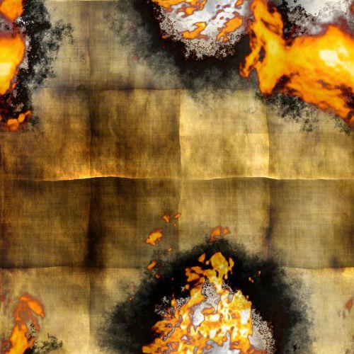 abstraktus, popierius, pergamentas, fonas, deginimas, liepsnos, tekstūra, deginimas & nbsp, popierius, puslapis, susitraukė, skylės, deginimas popierius