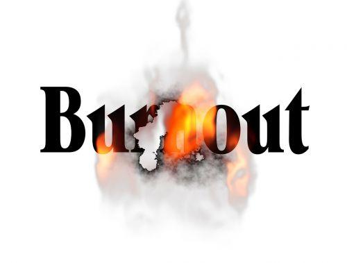 burnout depression depressed