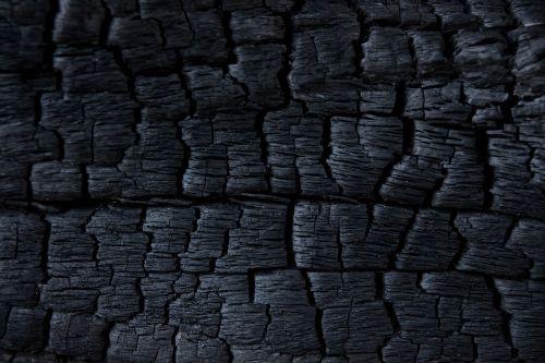 Burnt Wood Texture