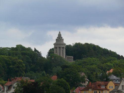 burschenschaft memorial eisenach monument