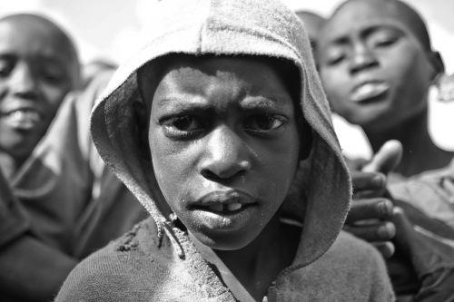 Burundis,vaikas,juoda,Afrikos,juoda ir balta,nuotrauka,veidas,portretas,juoda oda