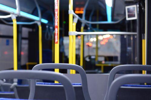autobusas,viduje,tuščia,miestas,gabenimas,transportas,transporto priemonė,kelionė,visuomenė,kelionė,kelionė,eismas