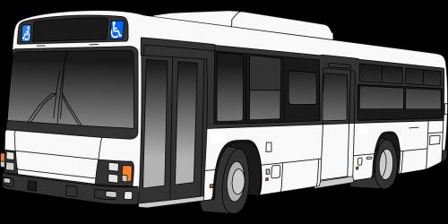 bus vehicle travel