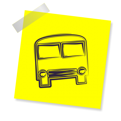 bus school bus transportation