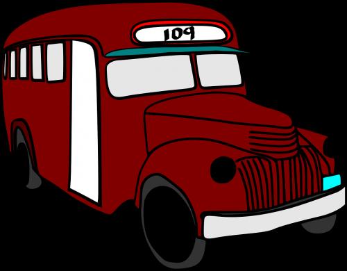 bus public transportation