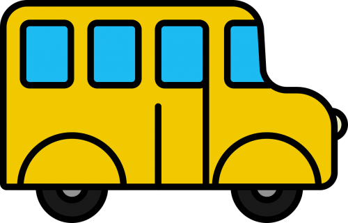 icon bus school bus