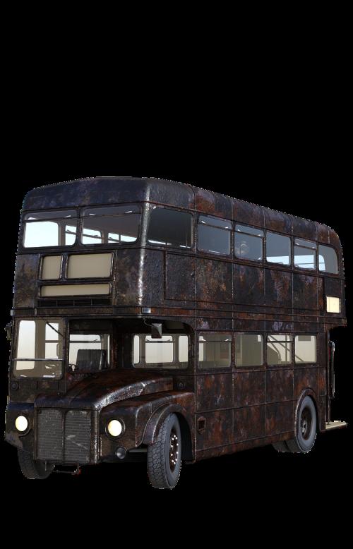 bus london england