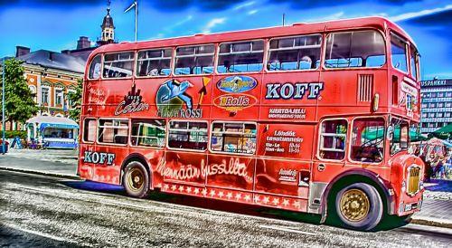 bus tour kuopio