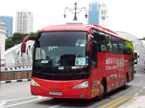 bus singapore transport