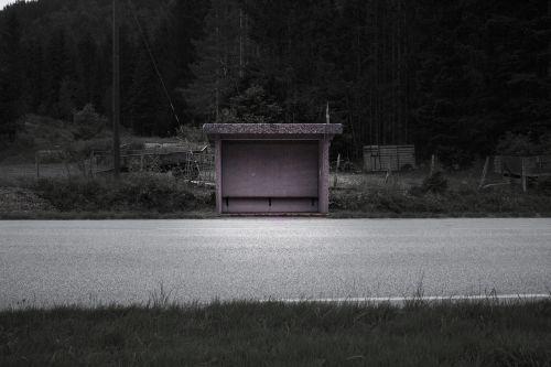 bus structure dark