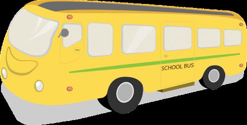 bus school bus school