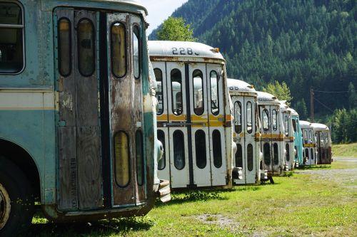 bus oldtimer canada