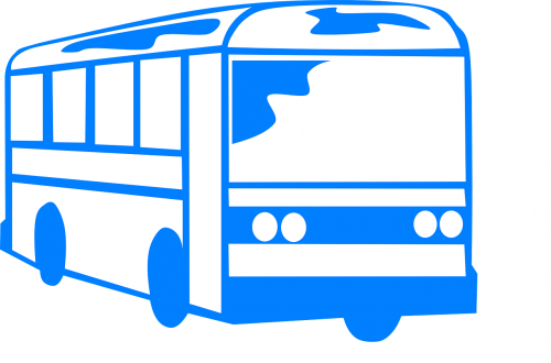 bus shuttle school