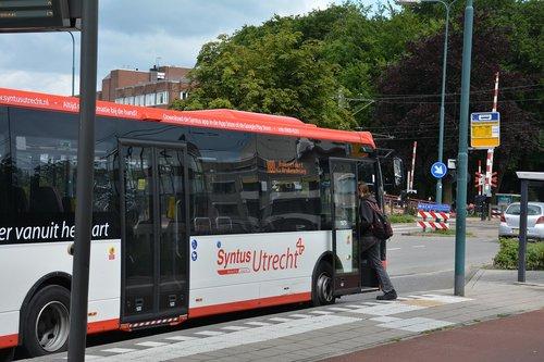 bus  transport  car