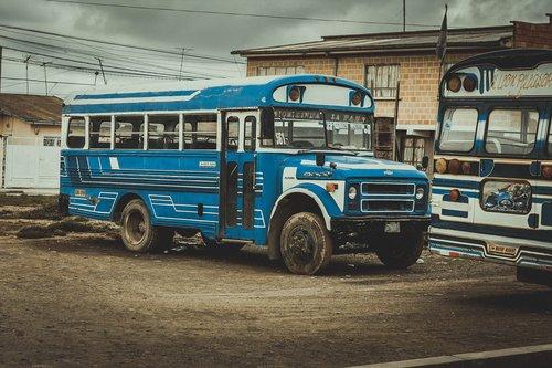 bus  bolivia  dry