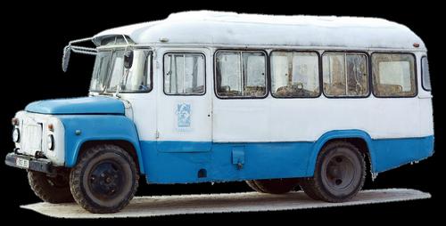 bus  kawz-3976  isolated