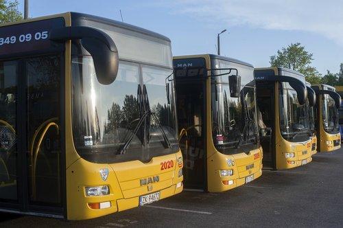 bus  city  urban