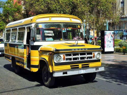 bus vehicle oldtimer