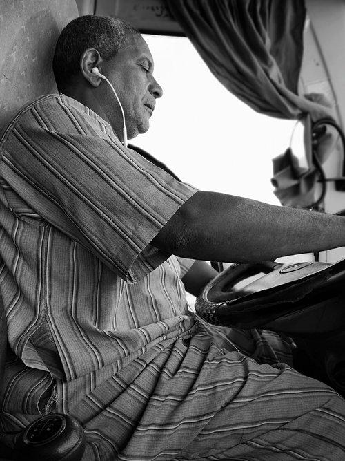 bus driver  bus  driver