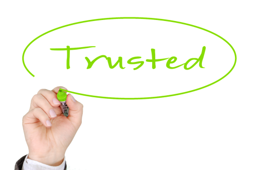 business trusted trust