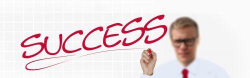 business businessman success