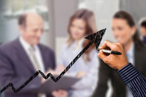 business businessmen success
