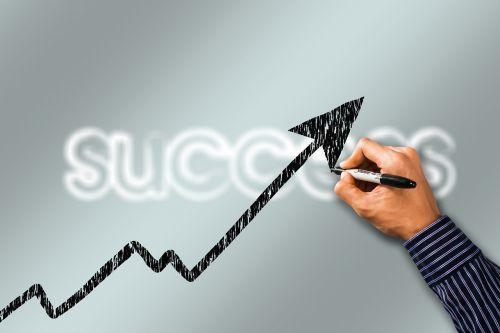 business success curve