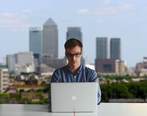 business office entrepreneur
