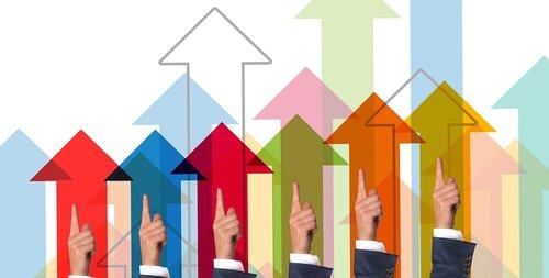 business  arrows  success