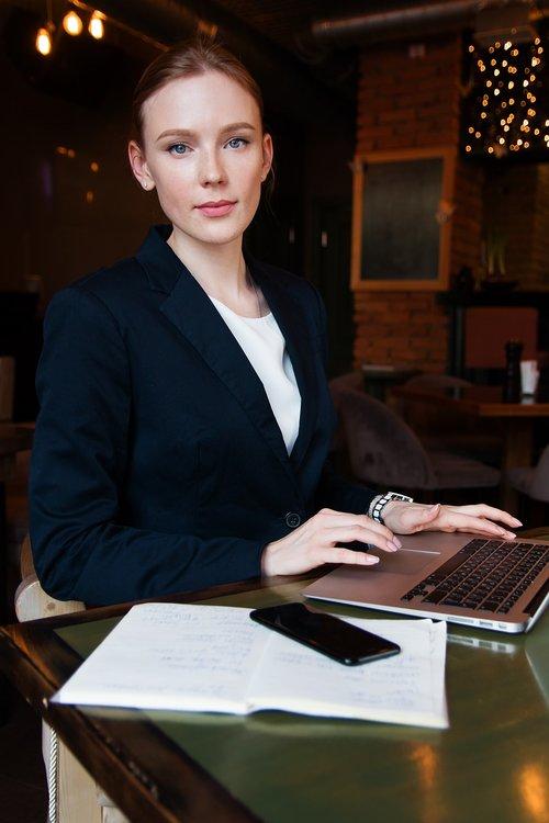 business  lady  woman