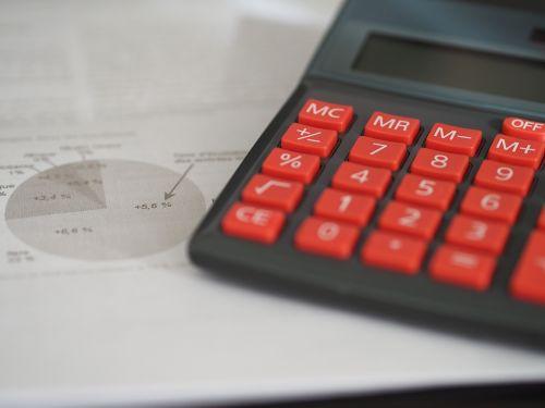 business calculator calculation