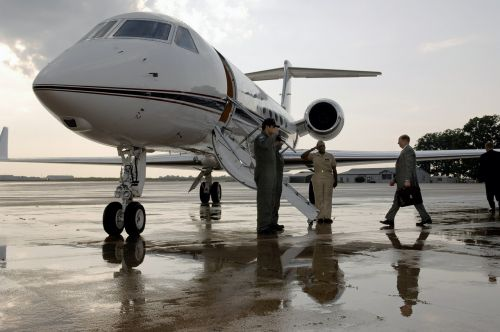 business aircraft executive travel