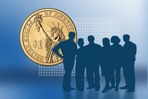 business idea planning dollar