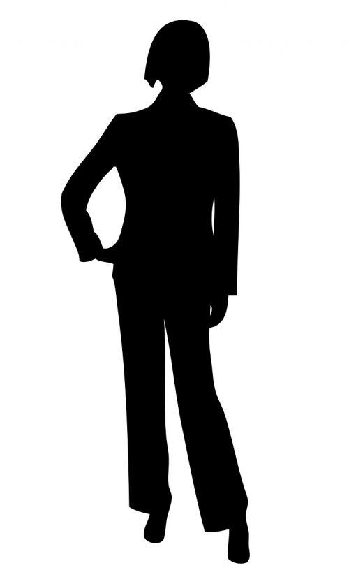 business woman woman suit