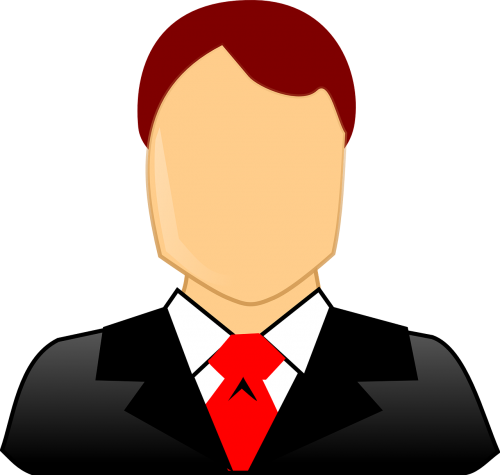 businessman male business