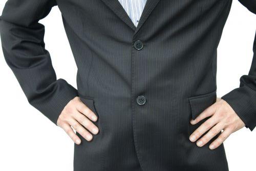 businessman suit blazer