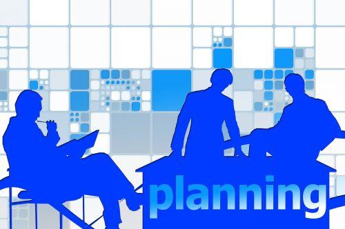 businessmen personal desk