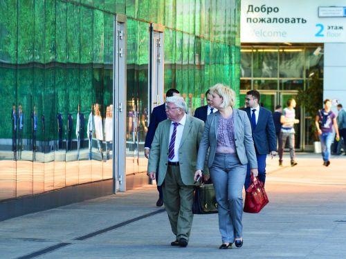 businessmen business people
