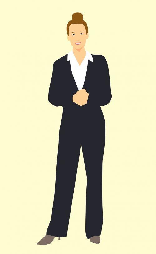 businesswoman women one woman only