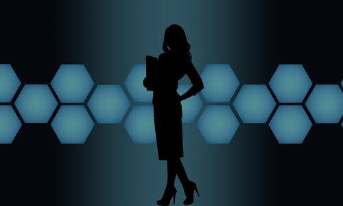 businesswoman  professional  corporate