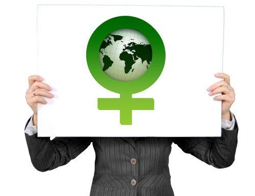 businesswoman women's power specialist