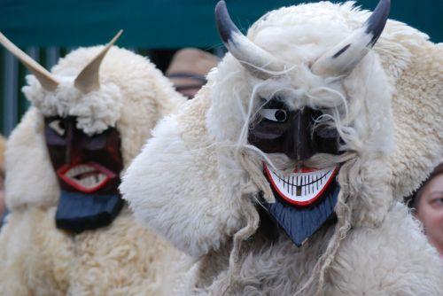 buso, busojaras, vengrija, mohacs, tradicija, tradicinis, kostiumas, velnias, žiema, vasaris, karnavalas, kaukė, baugus, Buso vyrai