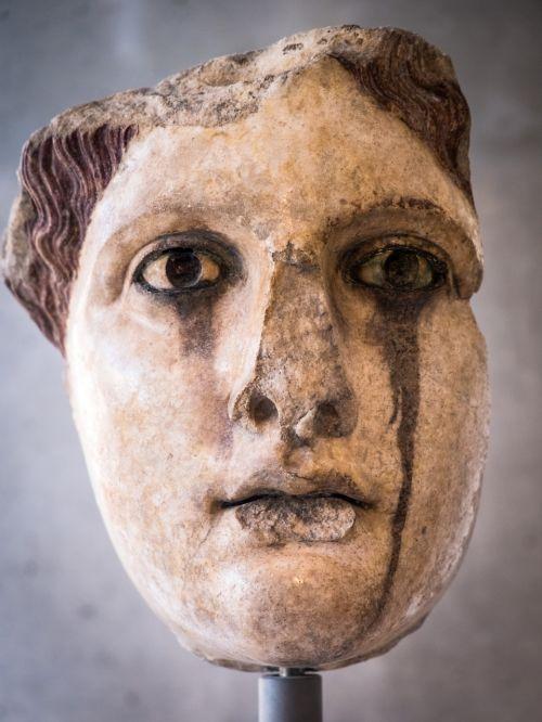 biustas,senovės,muziejus,menas,Graikija,senovės olimpiados,statula,moteris