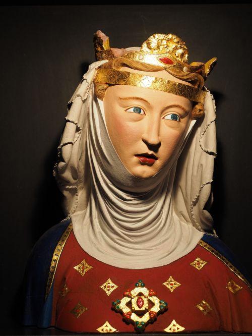 bust empress kunigunde empress