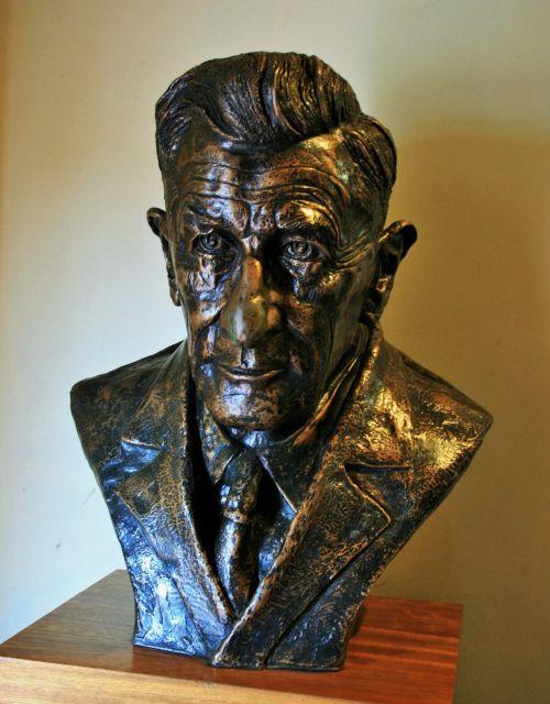 Bust Of Col Mcgregor